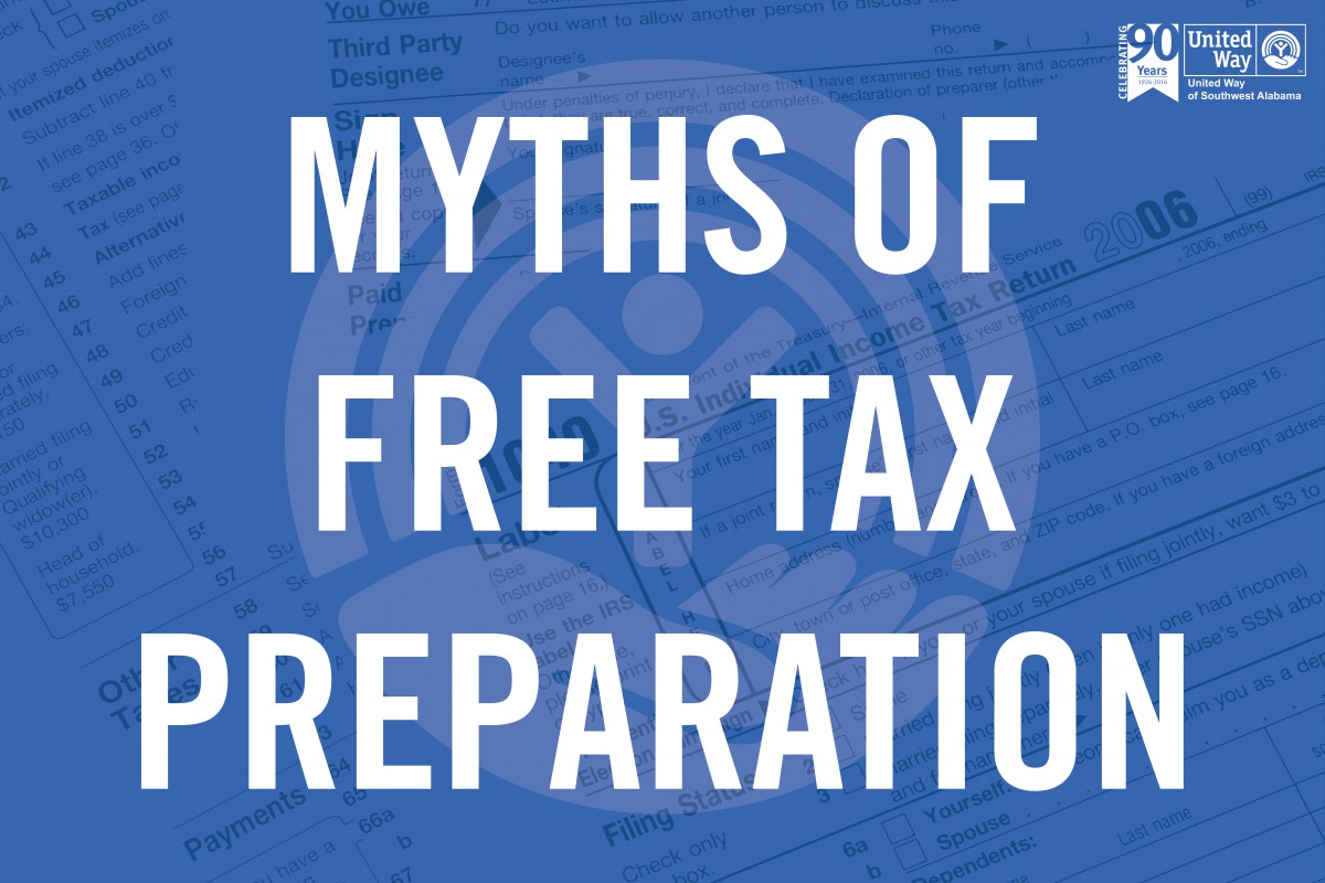 Busting Myths of Free Tax Preparation