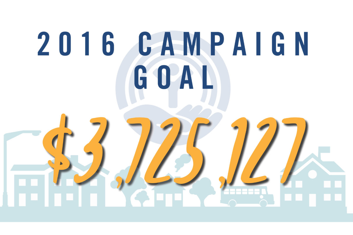 United Way Sets 2016 Campaign Goal & Thanks Community Volunteers