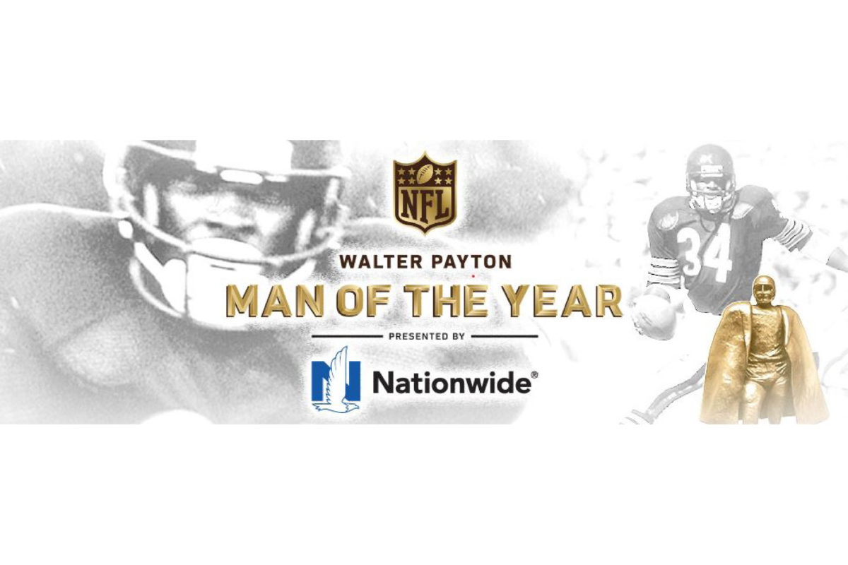 United Way to Support Walter Payton Man of the Year Award