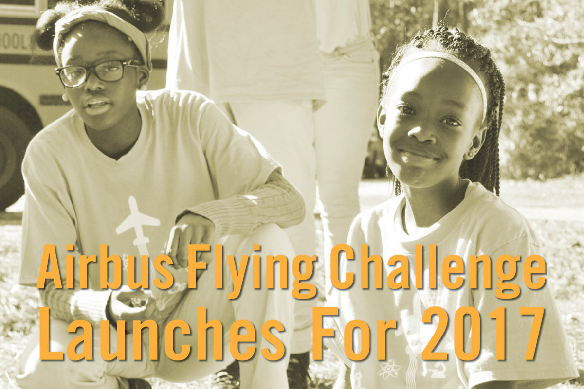 Second Year of Airbus Flying Challenge Officially Launched