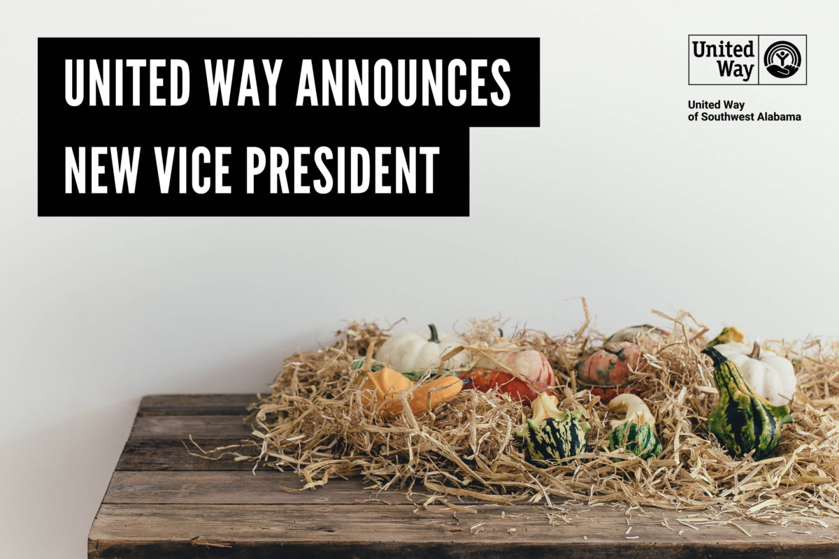 New Vice President Announced