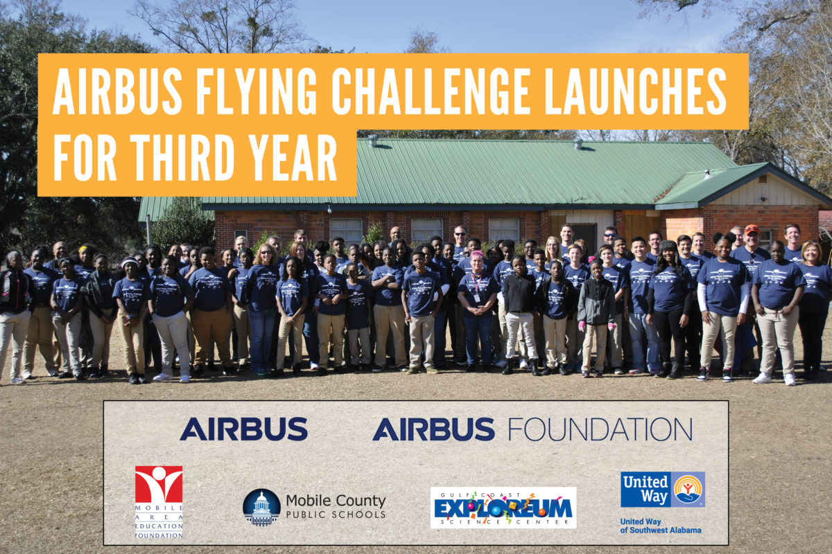 Third Year of Airbus Flying Challenge Officially Launches
