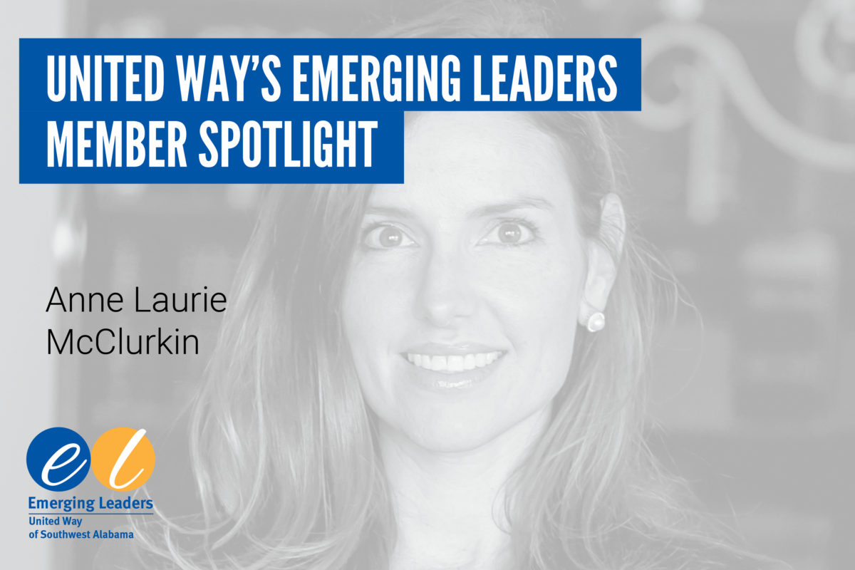 Emerging Leader Spotlight: Anne Laurie