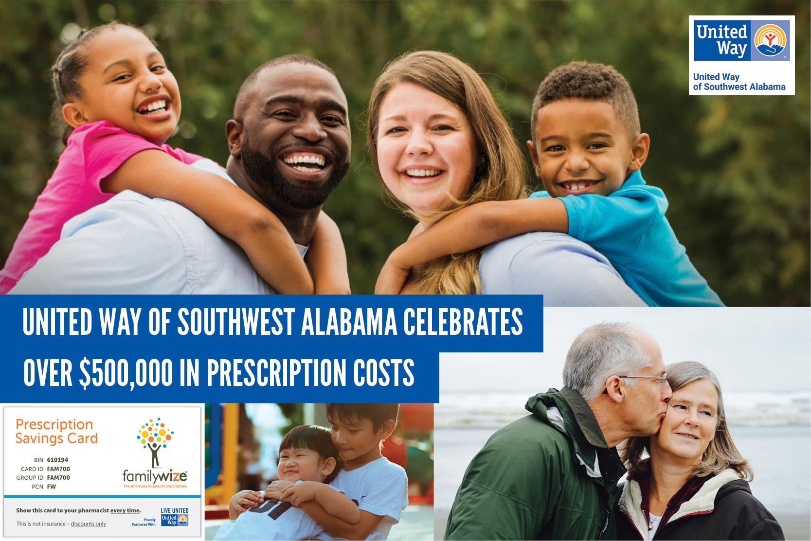 UWSWA Celebrates Over $500,000 in Prescription Savings – United Way