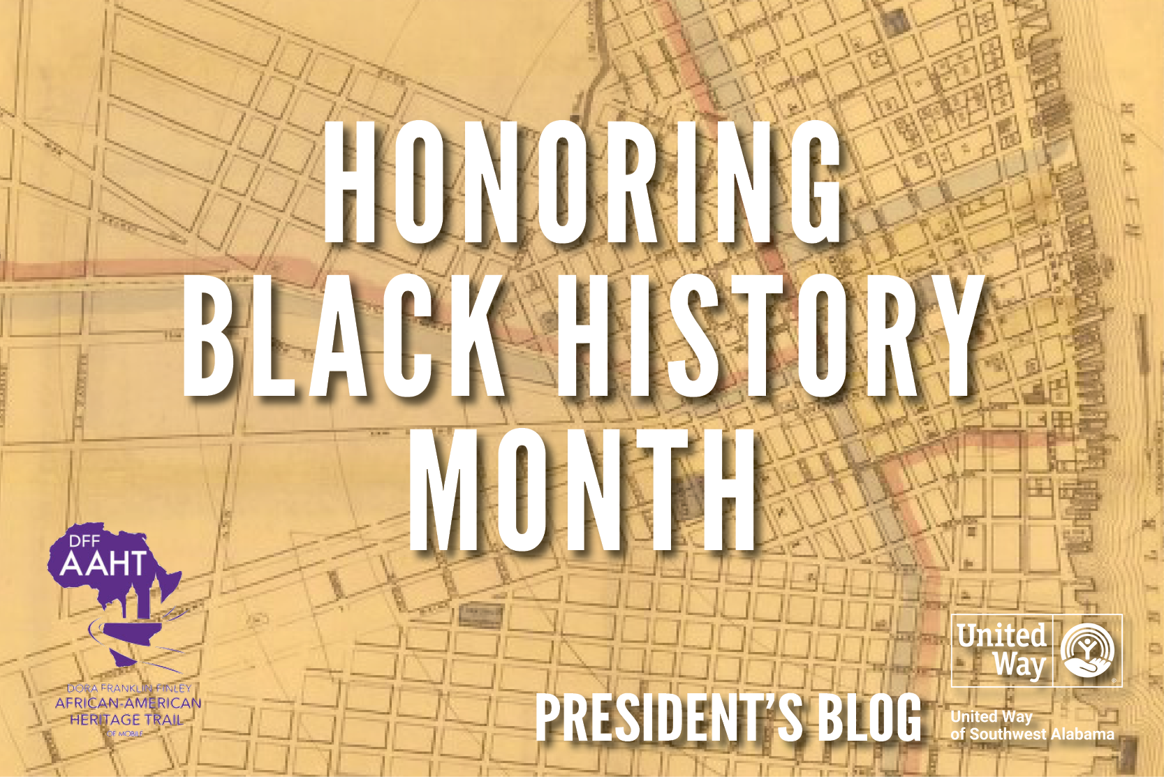 President Blog - Honoring Black History Month