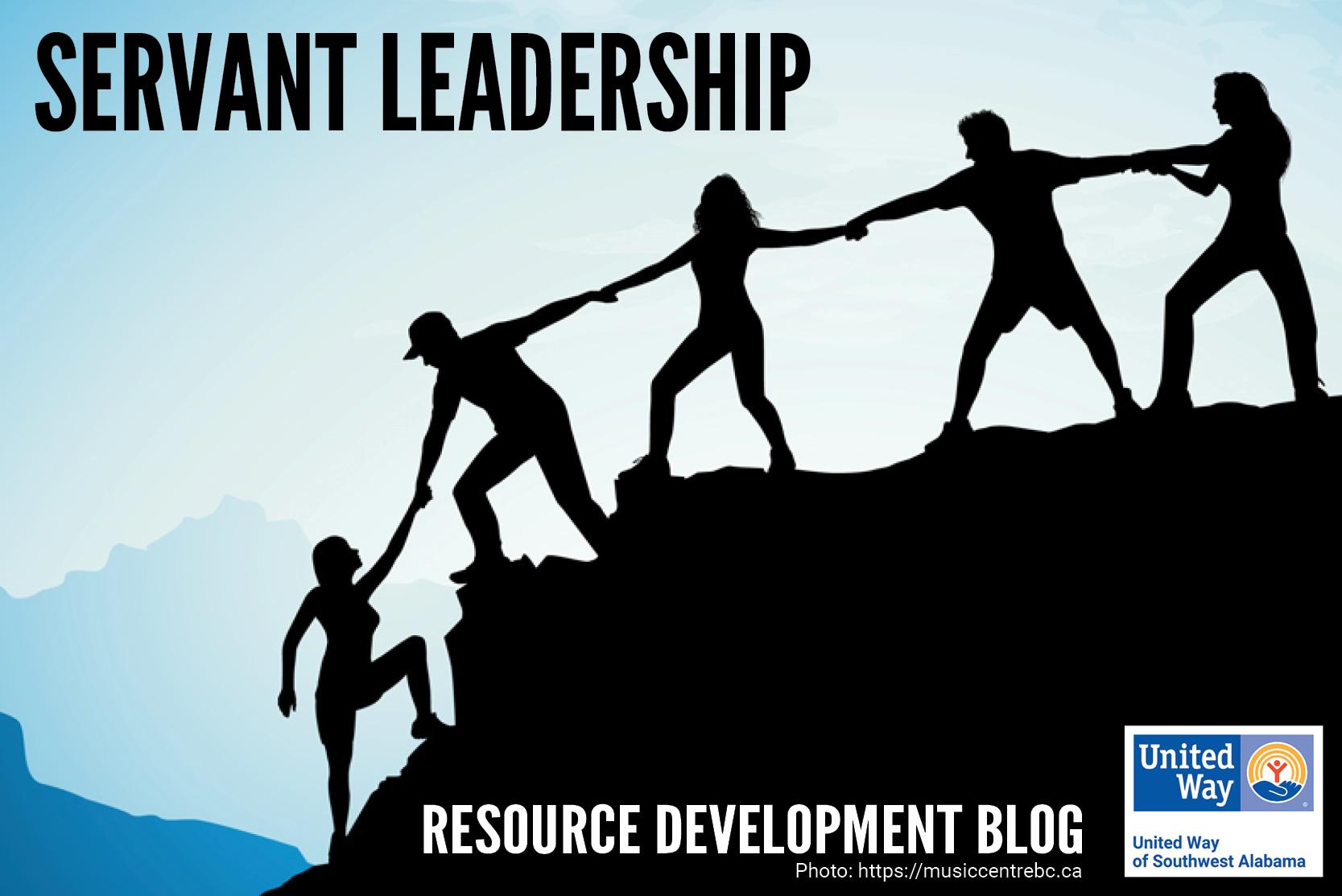 RD Blog March - Servant Leadership