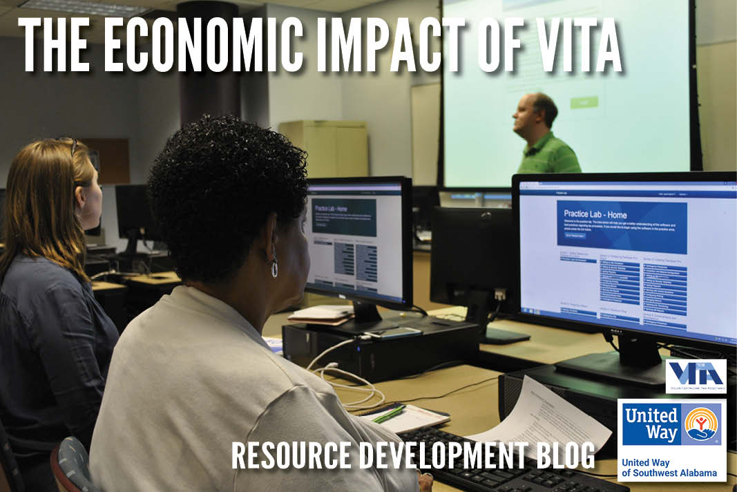 The Economic Impact of VITA - April RD Blog