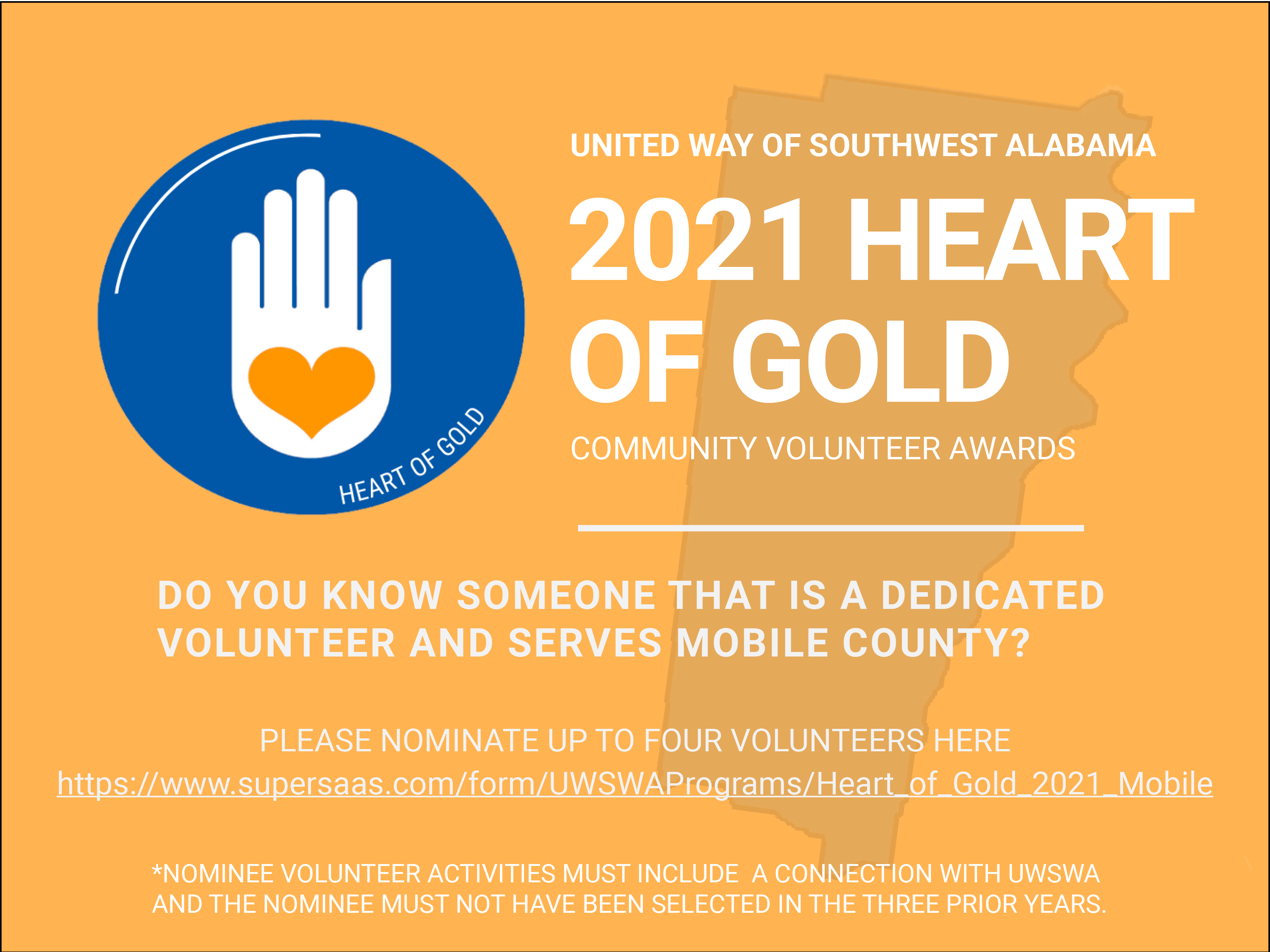 Heart of Gold Award Nominations MOBILE County 2021