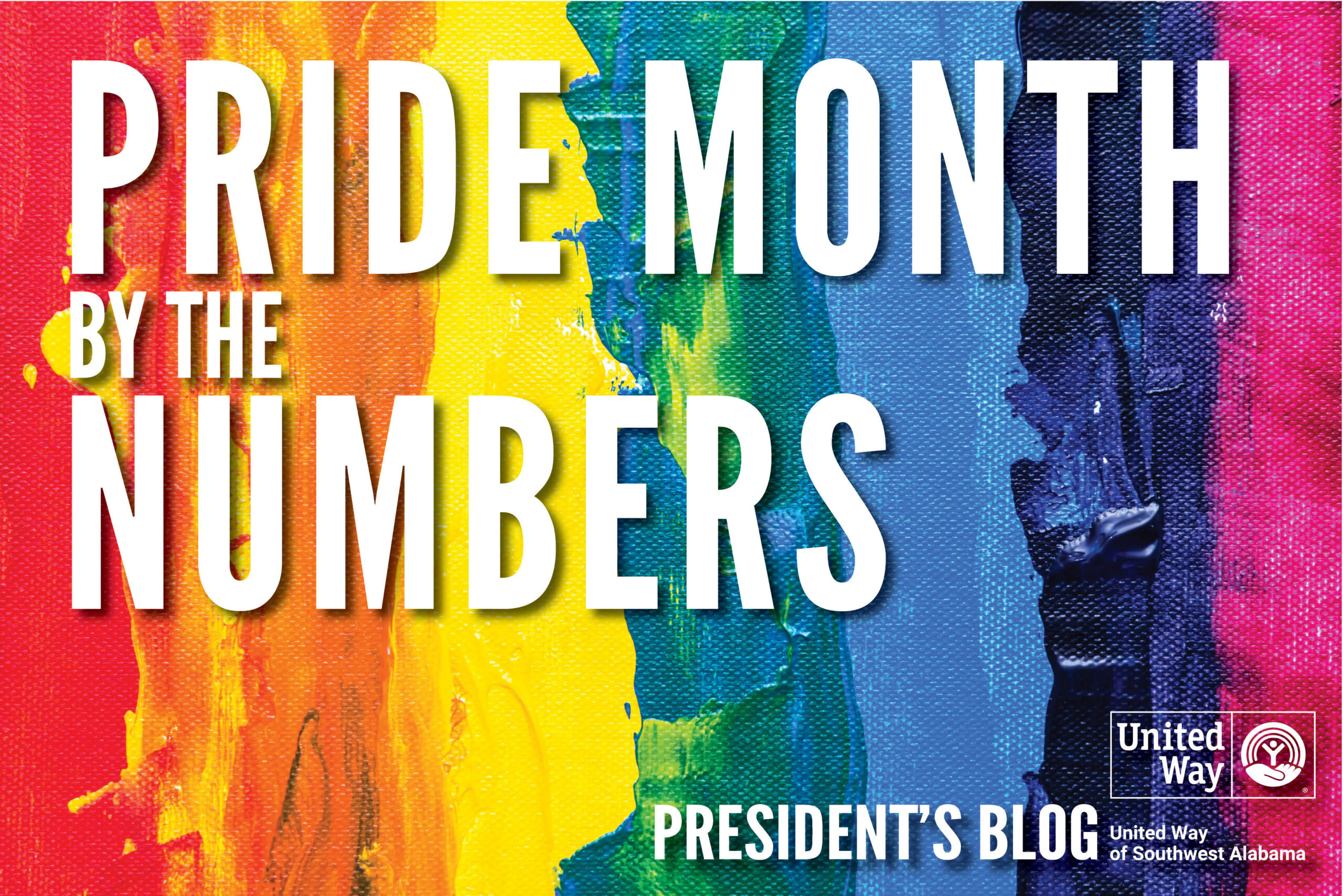President's June Blog - PRIDE by the Numbers
