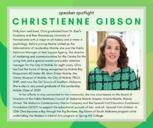 Chris Gibson Spotlight