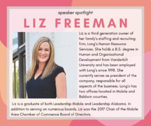 Liz Freeman Spotlight