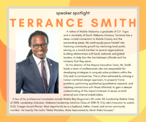 Terrance Smith Spotlight