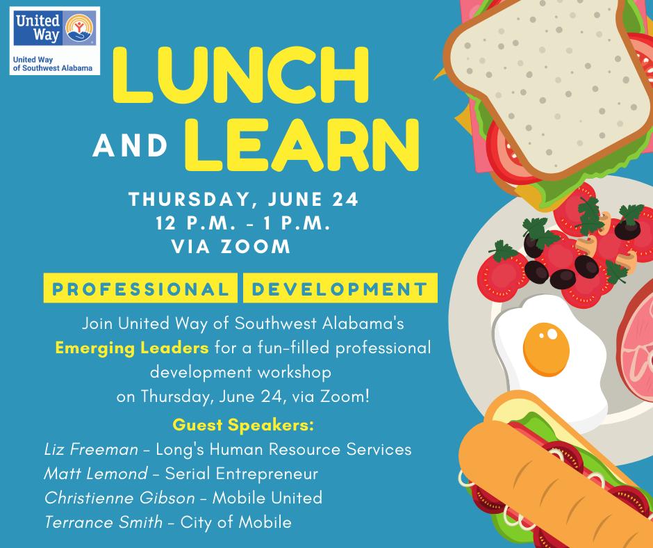 EL Lunch & Learn June 21