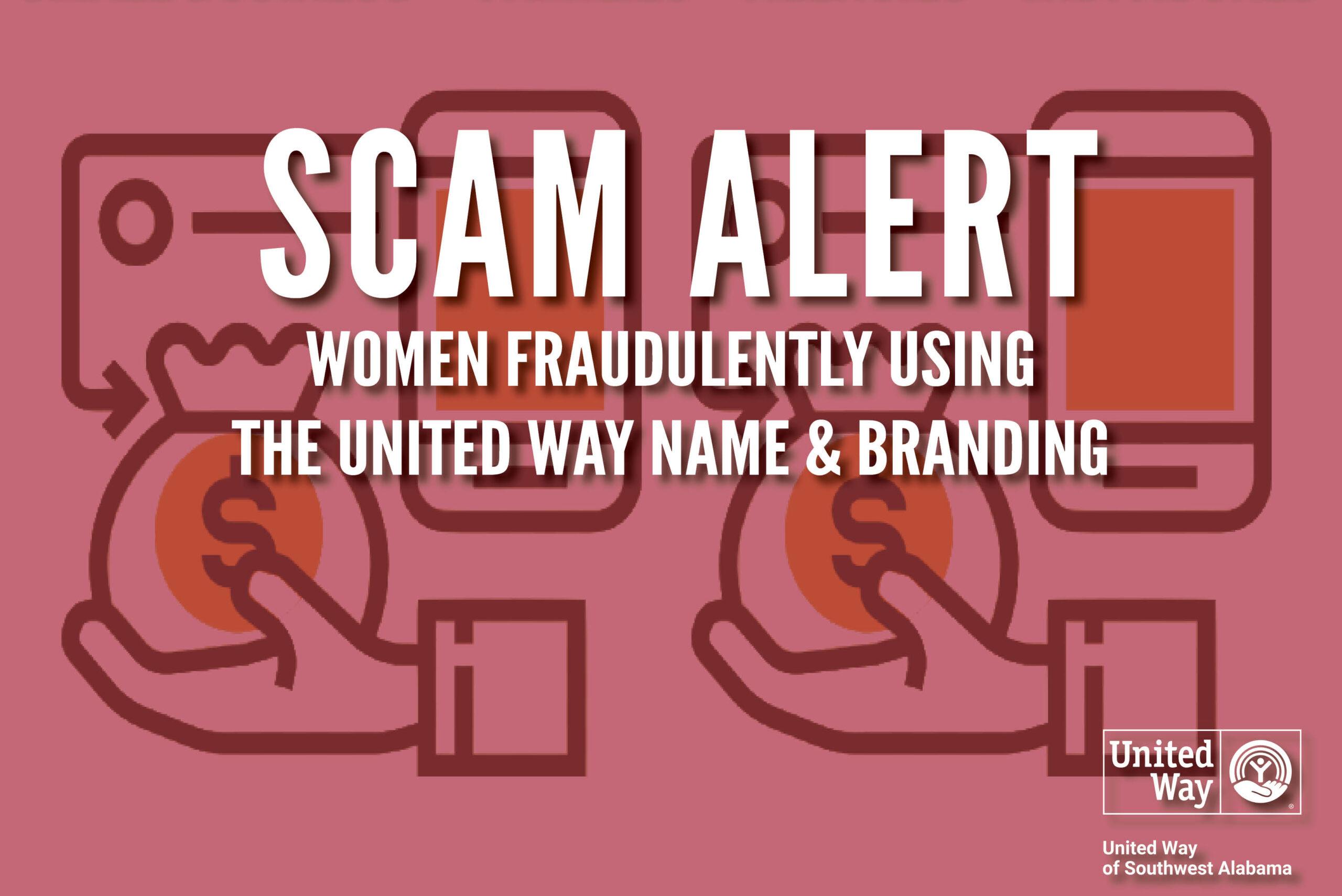 Scam Alert 07.15.2021