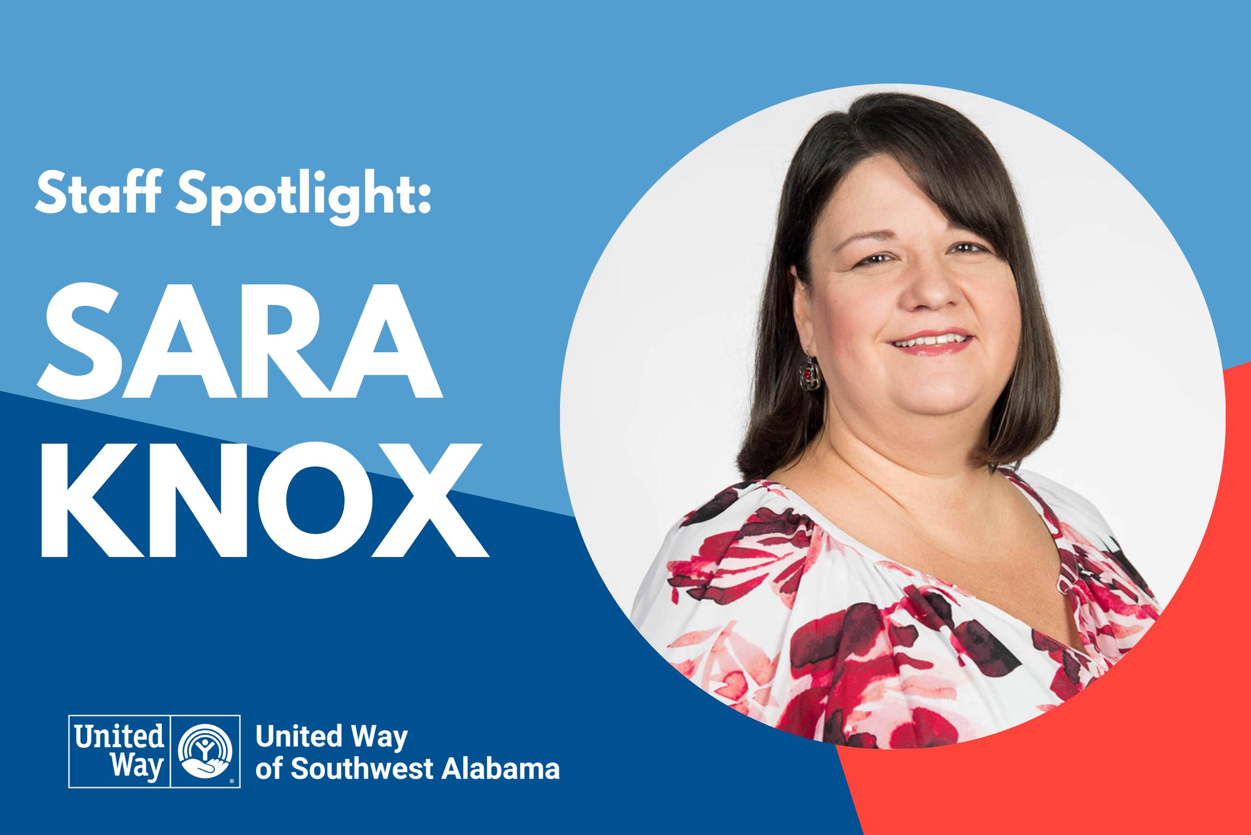 Sara Knox Spotlight