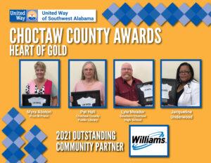 Choctaw County Awards